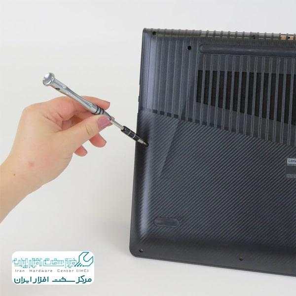 تعمیر قاب لپ تاپ لنوو