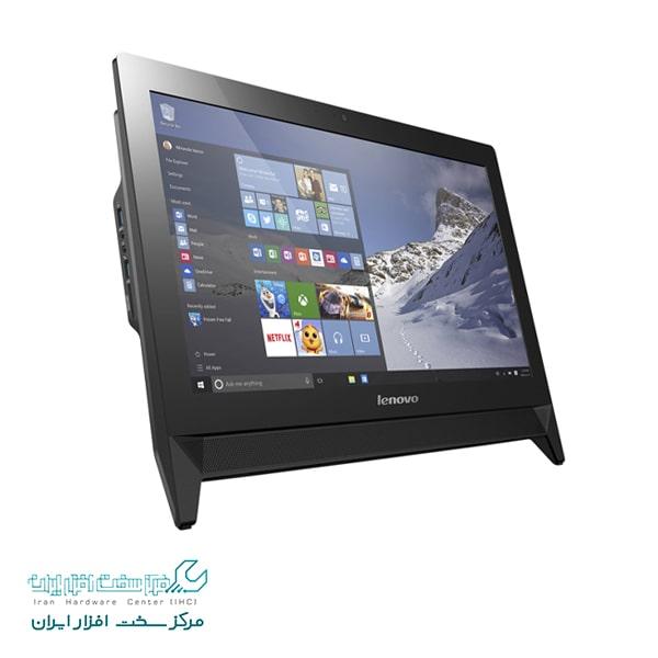 صفحه نمایش آل این وان لنوو