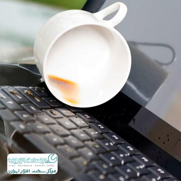 آب خوردگی لپ تاپ لنوو