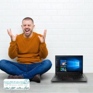 علت هنگ کردن لپ تاپ لنوو چیست و چگونه باید آن را برطرف کرد؟