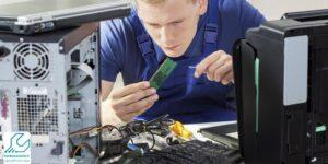 تعمیر پاور کامپیوتر لنوو