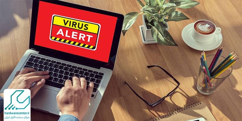 ویروسی شدن لپ تاپ لنوو