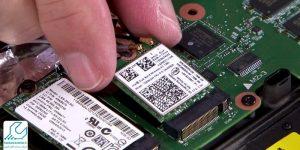 تعمیر کارت شبکه لپ تاپ لنوو