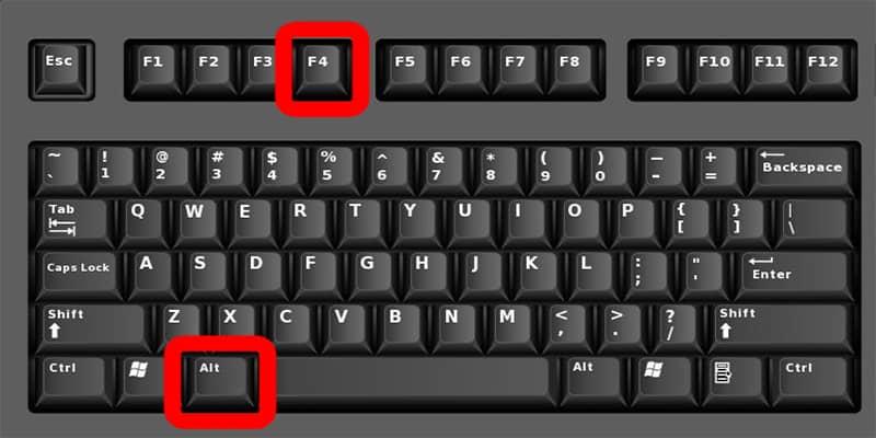 کلید ترکیبی Win+R