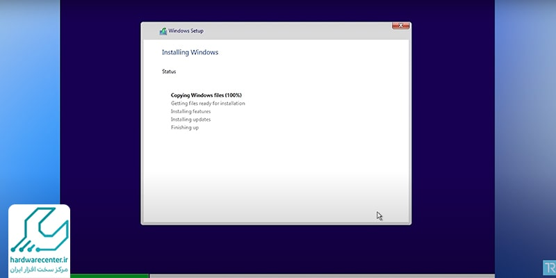 آموزش سیستم عامل ویندوز 11